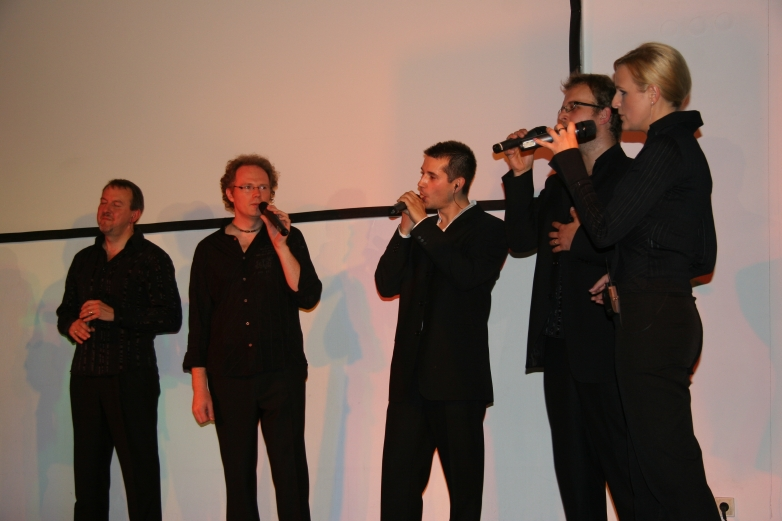Koncert v Bratislavskom UPéCé